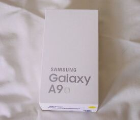 Samsung A9 ( 9000 ) dual sim unlocked in gold brand new and boxed.