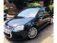 VW GOLF R32 DSG - 78K MILES - FULL SERVICE - SUNROOF - FULL HPI CLEAR - BEAUTIFUL CONDITION GTI GTD