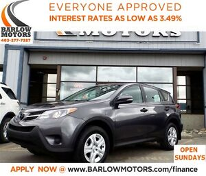 2013 Toyota RAV4 LE **BLOWOUT SALE** (APPLY NOW SAVE NOW)