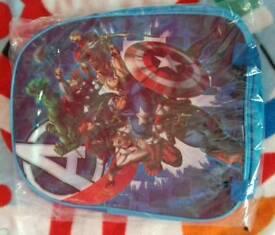 Childs Avengers backpack new