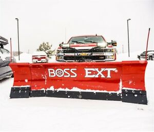 2017 BOSS EXT 8-10' Plow