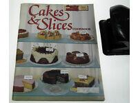 Books - cakes & slices; Chocolate & baking