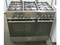 Kenwood Dual Fuel 900mm Range Cooker, 6 Month Cover