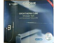 Grotherm shower set