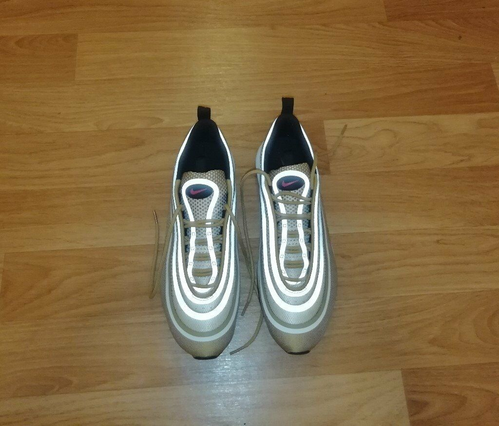 69f032b76f Men's Nike Air Max 97 Metallic Gold Ultra '17 Size 9 | in Dalston ...