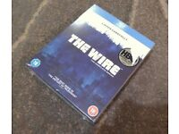 THE WIRE COMPLETE BOX SET SEASONS 1 - 5 BRAND NEW AND SEALED