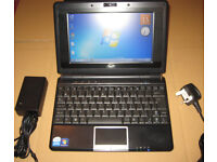ASUS NETBOOK, used for sale  Shropshire