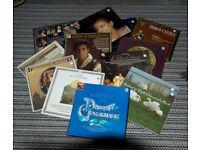 Collection of Vinyl LP's
