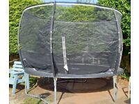 Plum 10ft Magnitude Trampoline and Enclosure