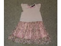 Cute dress from George size 12-18months (only worn once)