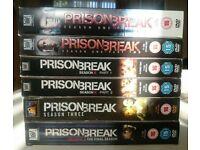Prison Break Season 1-4 DVD Boxset