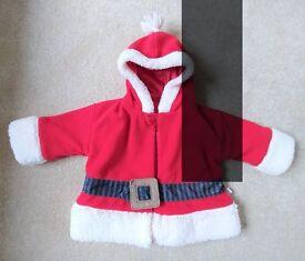 Baby Santa Costume 3-12 Months Jacket by GUND
