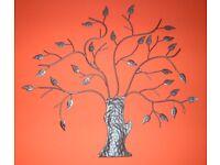 Wall art - black tree