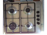 ***NEW Siemens built in gas hob for SALE with 2 years warranty***