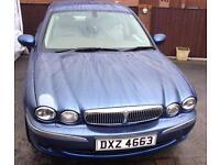 Jaguar Car Mint Condition for Spares/ Repair 10 months MOT Private Plate
