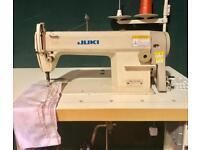 Juki Japan DDL-5550N single needle flat industrial sewing machine