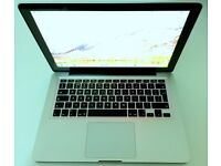 Apple Macbook Pro 13in 2012, 16 GB RAM, 1TB HD, 3.6GHz, WARRANTY