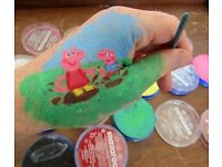 Ace Face - Face Painter for Children's Parties, Events, Weddings, Glasgow -