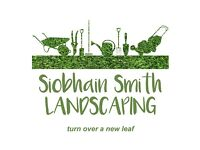 Experienced and qualified female gardener