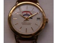 Russian manual wind mechanical wristwatch - Mordovian Russian Federation - GP - Vintage