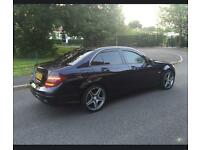 Mercedes Benz C200 AMG Bluefficiency-Bargain,FSH Midnight Blue