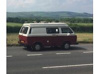 1988 T25 VW Campervan 1.9L. Leisuredrive conversion. Great condition.