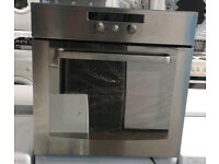 b289 stainless steel whirlpool single electric oven comes with warranty can be delivered