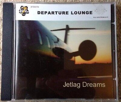DEPARTURE LOUNGE Jetlag Dreams CD 2001 Bella Union EX