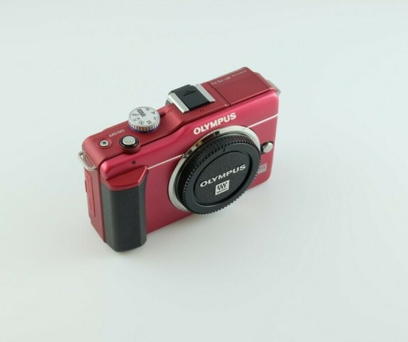 Full-Spectrum Converted Olympus E-PL1s Camera for IR Infrared Photography