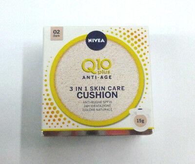 Nivea Visage Q10 Plus Stiftung 3in1 Skin Care Cushion Spf15 N.02