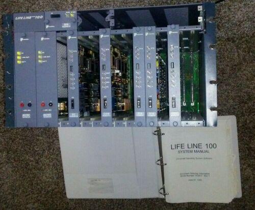 Positron Lifeline 100 Universal System w/ Cards  (No CD)