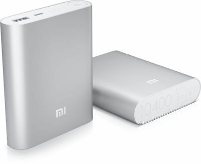 Xiaomi mi 10400 mAh Power Bank Give Power for More for all phones,