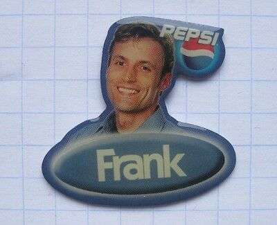 PEPSI / RTL / BIG BROTHER / FRANK ............. Getränke  Pin (111f)