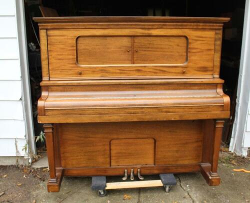 Player Piano Made by W. W. Wirth Piano Co Circa 1925 located in Cleveland, OH