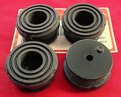 68325-z07-003 Honda Generator Rubber Foot Pad Eu2000i Eu2200i Eb2000i Qty.4