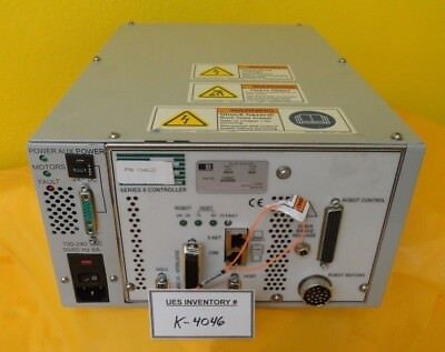 Brooks Automation 154622 Robot Controller Series 8 Novellus Used Working