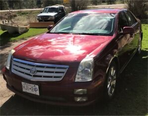 2005 Cadillac STS4 All Wheel drive