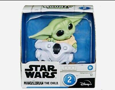Star Wars Mandalorian Child The Bounty Wave Series 2 Figure 12 Child Mini-Figure