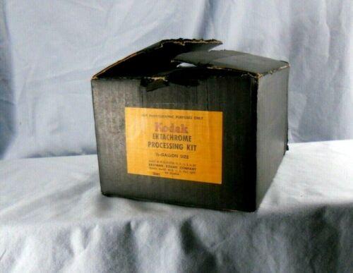 Kodak Ektachrome Processing Kit E-2