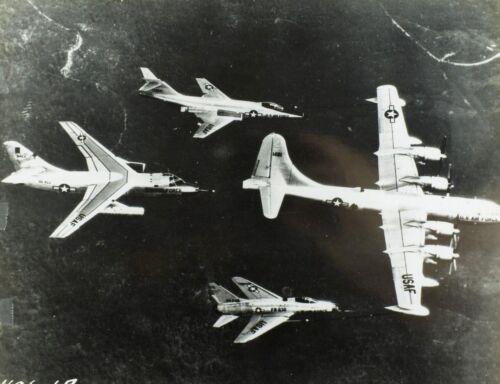 "Vintage Original Boeing KB50K BN U.S. Military 8"" X 10"" Photo Scarce! C1"