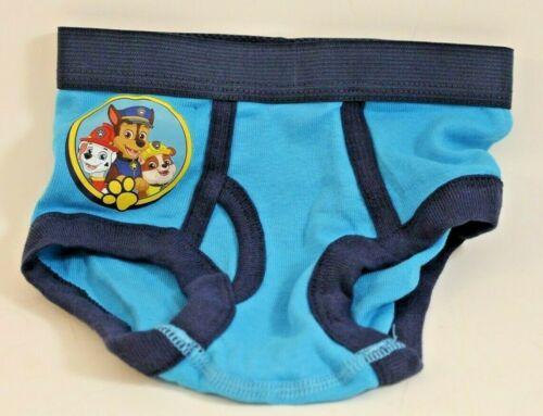 Nickelodeon Paw Patrol Brief Underwear Boys Size 2T-3T BRAND NEW 2 pack