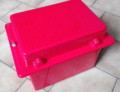 Rennsport Batteriebox, Batteriekasten, Kadett/Manta/Ascona/CIH/GTI/16V/G60 usw.