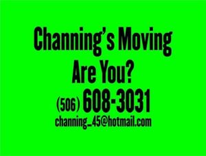 Channing's Moving