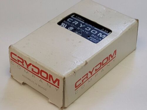 Crydom A1202 Solid-State Relay, 10A