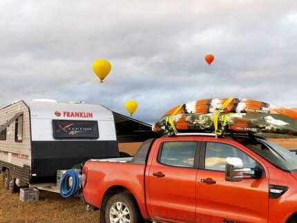 """2015 Franklin Semi-Offroad Caravan 20'6"""" Buderim Maroochydore Area Preview"""