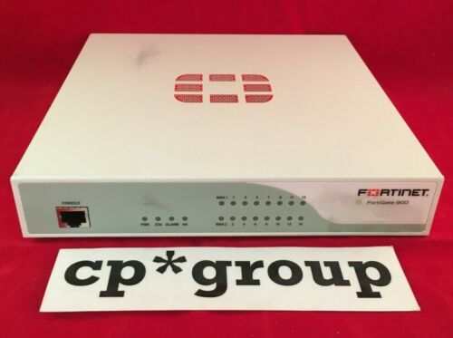 Fortigate FG-90D VPN Security Firewall Appliance