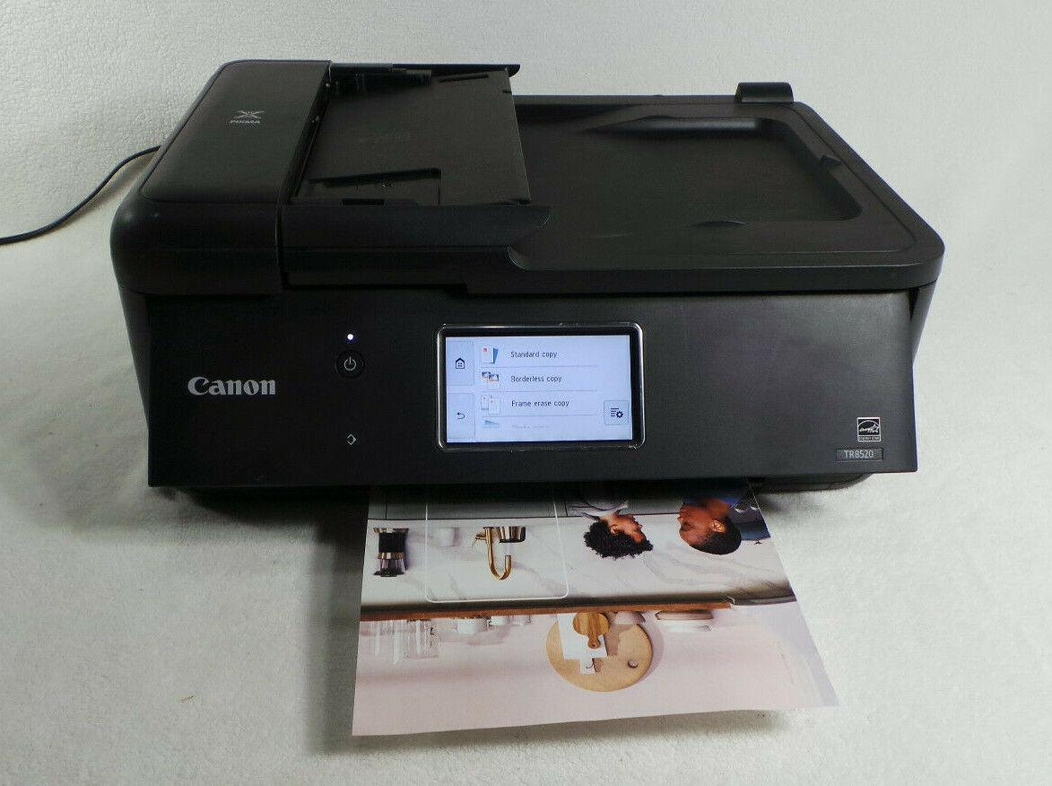 Electronics/Convenient/Quality/Canon PIXMA TR8520 All-In-One Wireless Printer - $110.00