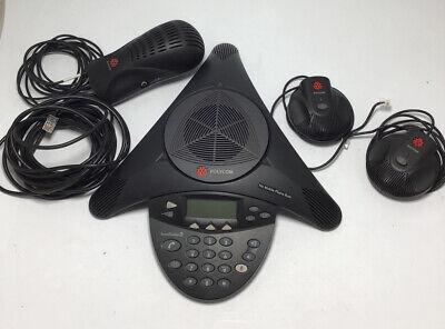 Polycom Soundstation2 Ex 1.9 Ghz Dect 6.0 Wireless Conference 2201-16200-601