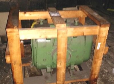 Duroflow Positive Displacement Rotary Lobe Blower 7009vt - N.o.s. In Crate