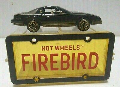 Hot Wheels Park 'N Plates Firebird HTF Loose